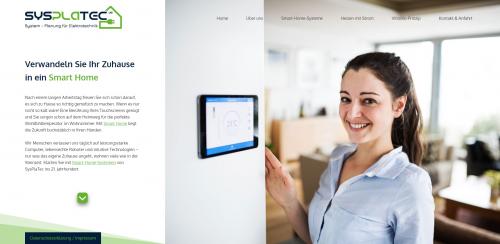 Firmenprofil von: Sonnige Wärme mit Photovoltaik – SysPlaTec