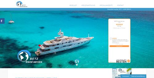 Firmenprofil von: Online-Reisebüro Betz Travel Service aus Düsseldorf