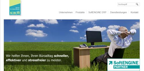 Firmenprofil von: SBM GbR, Büroservice aus Berlin