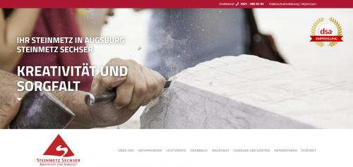 Firmenprofil von: Ihr Steinmetzbetrieb Sechser in Augsburg