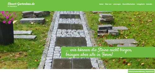 Firmenprofil von: Landschaftsbau mit Leidenschaft in Hamburg: Sven Ehnert