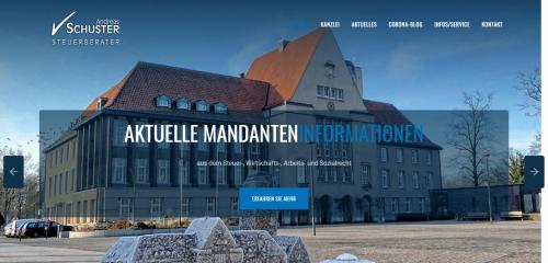 Firmenprofil von: Steuerberatung vom Fachmann: Steuerberater Andreas Schuster nahe Bremen