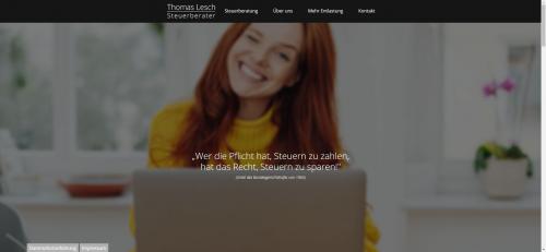 Firmenprofil von: Ihr Partner für Buchführung, Lohn- und Gehaltsabrechnung: Dipl.-Kfm. Thomas Lesch