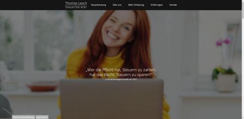 Firmenprofil von: Ihr zuverlässiger Partner für die Steuerberatung in Duisburg: Steuerberater Thomas Lesch