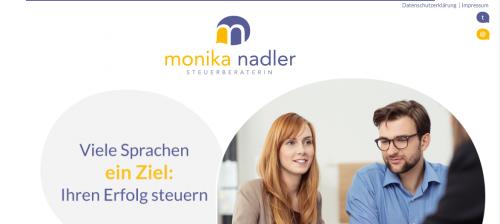 Firmenprofil von: Monika Nadler kümmert sich um Ihre Bilanz in Braunschweig