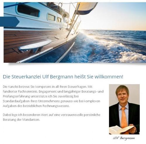 Firmenprofil von: Steuerkanzlei Ulf Bergmann in Bad Füssing