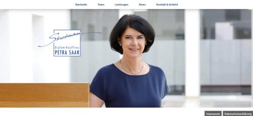 Firmenprofil von: Ihre Steuerberaterin in Regensburg informiert: Hilfestellungen zu Corona
