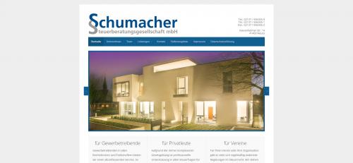 Firmenprofil von: Ihr Steuerbüro in Neuss: Schumacher Steuerberatungsgesellschaft mbH