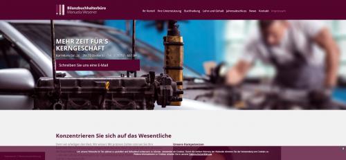 Firmenprofil von: Buchführungsbüro Manuela Wesener nahe Gommern
