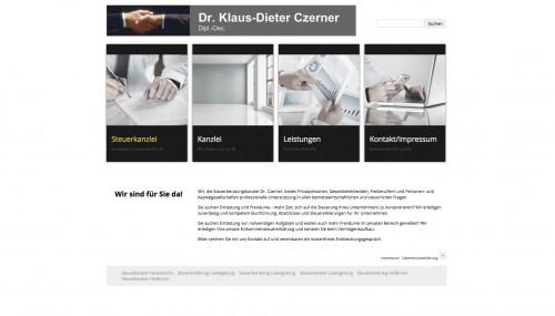 Firmenprofil von: Steuerberatungskanzlei Dr. Czerner in Heilbronn:  Gewappnet für die erfolgreiche Existenzgründung