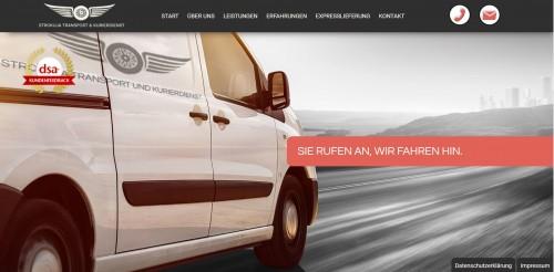 Firmenprofil von: Ihr Profi für Lieferungen in Schleswig-Holstein: StroKuja Transport & Kurierdienst UG