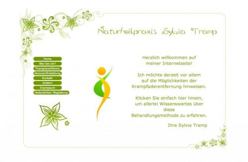 Firmenprofil von: Naturheilpraxis Sylvia Tramp in Satuelle bei Magdeburg