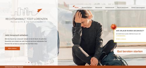 Firmenprofil von: Holen Sie das Beste aus der Flugverspätung raus: Rechtsanwalt Stefan Tödt-Lorenzen in Frankfurt am Main