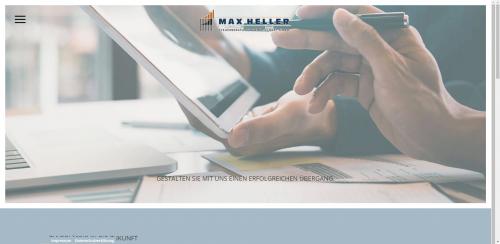 Firmenprofil von: Testamentsvollstreckung von Max Heller Steuerberatungsgesellschaft GmbH