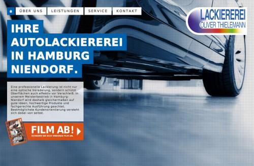 Firmenprofil von: Lackiererei Thielemann in Hamburg