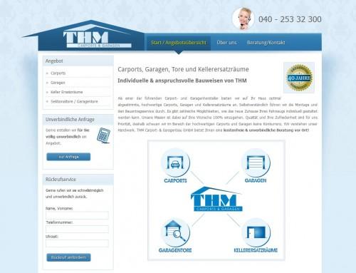 Firmenprofil von: Garagen in Hamburg: THM Thema-Management GmbH