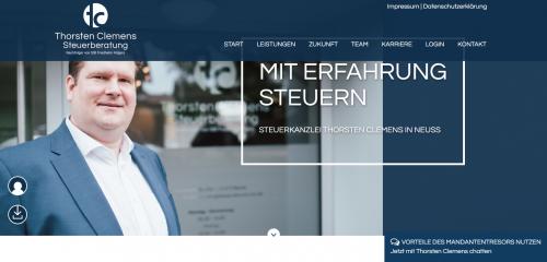 Firmenprofil von: Buchhaltung bei Steuerberater Thorsten Clemens