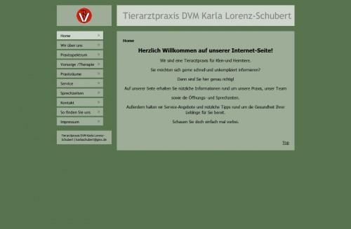Firmenprofil von: Dipl. vet. med. Karla Lorenz-Schubert, Tierärztin in Salzwedel