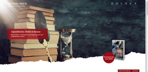 Firmenprofil von: Spannende Geschichten für Jugendliche und Erwachsene