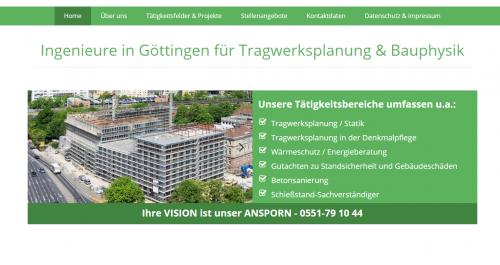Firmenprofil von: MKK-Ingenieure aus Göttingen: Tragwerksplanung, die Versprechen hält