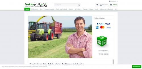 Firmenprofil von: Ihr Partner für Traktor-Ersatzteile: MF-Parts
