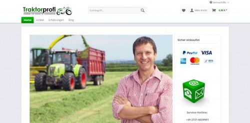 Firmenprofil von: Traktorteile von den Experten – MF-Parts