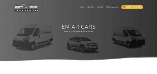Firmenprofil von: EN-AR Cars: Günstig Transporter mieten in Unna