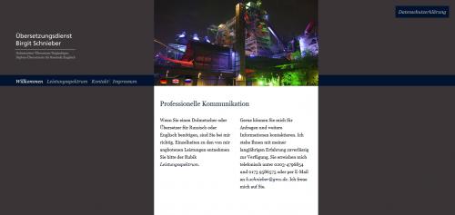 Firmenprofil von: Vielseitiger Übersetzer aus Duisburg