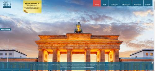 Firmenprofil von: Ihr Übersetzungsbüro Valentin Heinz in Kassel