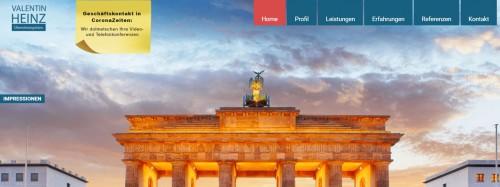 Firmenprofil von: Übersetzungsbüro Heinz in Ahnatal – Remote-Dolmetschen und mehr