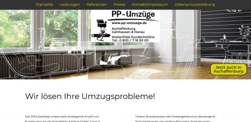 Firmenprofil von: Ihr Partner für Umzüge in Hessen: PP-Umzüge