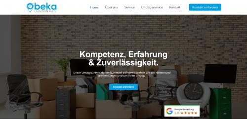 Firmenprofil von: Der professionelle Umzugsservice in München: Beka Umzüge