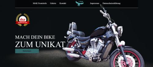 Firmenprofil von: Motorradteile zum Anbauen: Unikate vom Fachmann in Triberg