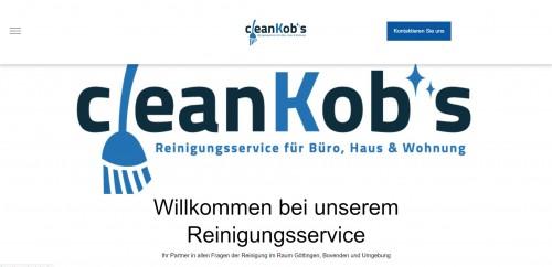 Firmenprofil von: Strahlende Sauberkeit Zuhause und im Büro – Die Cops für Unterhaltsreinigung in Göttingen, Bovenden und Umgebung