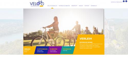 Firmenprofil von: Velo Wunderlich in Bonn