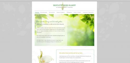 Firmenprofil von: Bestattungsvorsorge in Viernheim: Bestattungen Rampp