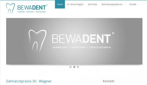 Firmenprofil von: Zahnarzt in Aschaffenburg: Praxis Dr. Bernd Wagner