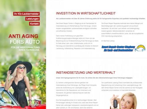 Firmenprofil von: Smart-Repair-Center in Siegburg