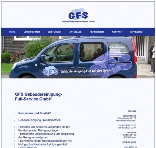 Firmenprofil von: Gebäudereinigung in Gelsenkirchen: GFS GmbH Slomke