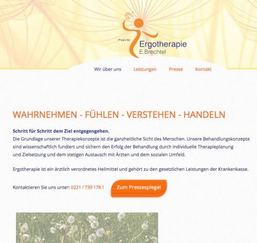 Firmenprofil von: Vielfältige Kindertherapien in Köln – Praxis für Ergotherapie Elisabeth Brechtel