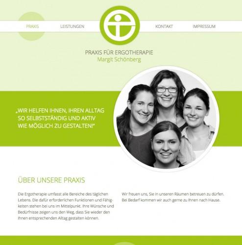 Firmenprofil von: Bobath Therapie in Seligenstadt: Praxis für Ergotherapie Margit Schönberg