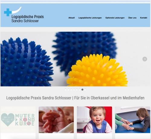 Firmenprofil von: Logopädie in Düsseldorf: Logopädische Praxis Sandra Schlosser