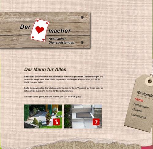 Firmenprofil von: Assmacher Dienstleistungen in Gummersbach