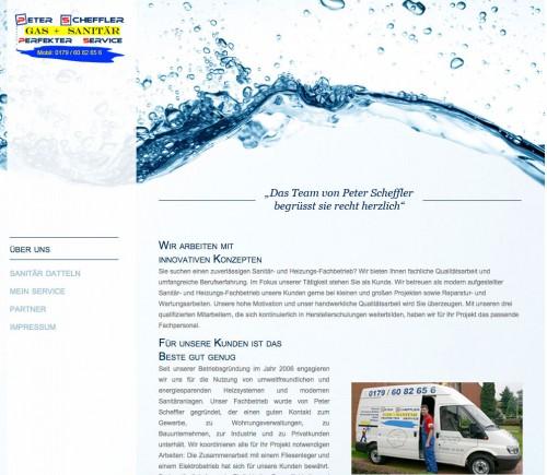Firmenprofil von: Gas & Sanitär Scheffler in Datteln