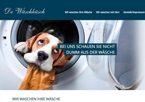 Firmenprofil von: Wäscherei De Wäschküsch in Bonn