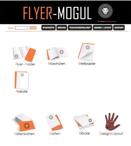 Firmenprofil von: Druckerei in Gronau: Flyermogul Pascal Kalter