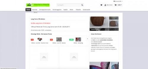 Firmenprofil von: Masche bei Masche Spelsberg: Online Shop für Wolle