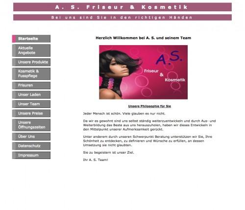 Firmenprofil von: Friseursalon in Nürnberg