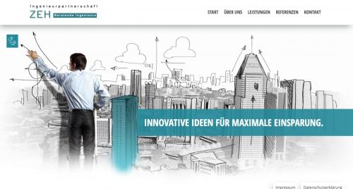 Firmenprofil von: Ingenieure für anspruchsvolle Lösungen: Ingenieurpartnerschaft Zeh in Stuttgart