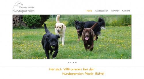 Firmenprofil von: Hundepension Maxis Hütte in Kerken